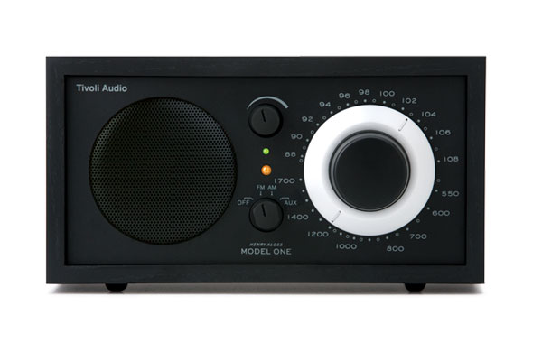 established model one radio tivoli audio. Black Bedroom Furniture Sets. Home Design Ideas